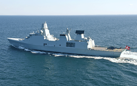 Thales will supply Continuous Wave Illumination transmitters to the Royal Danish Navy