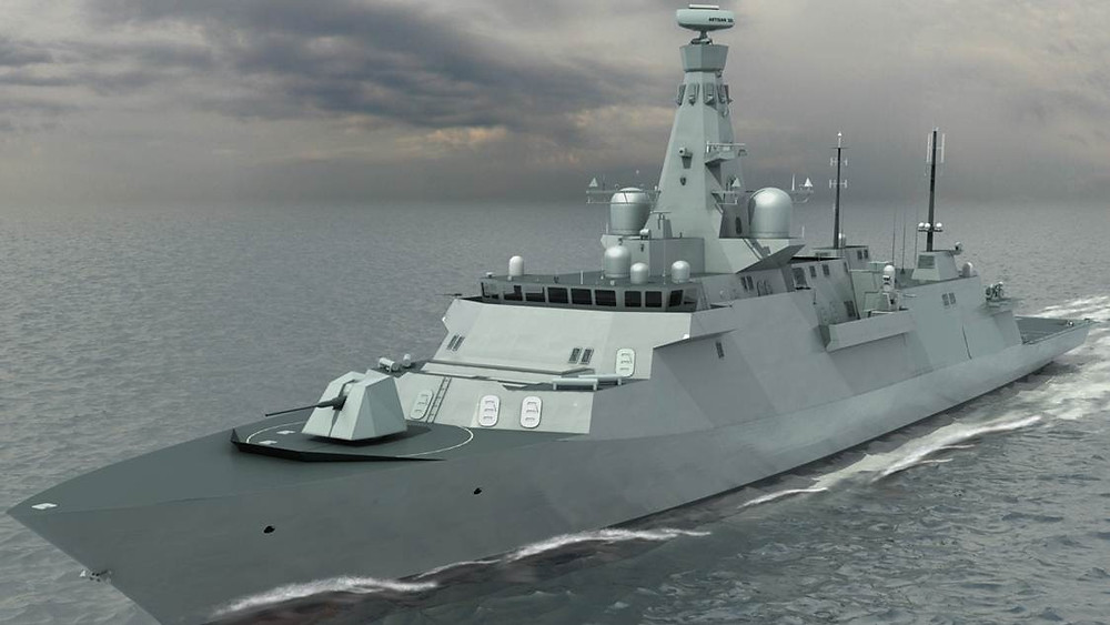 Raytheon Anschütz integrates WECDIS in UK Type 26 Global Combat Ship Program
