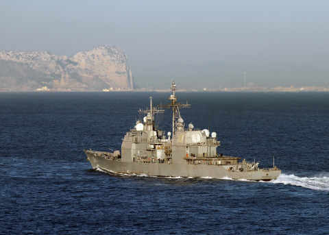US Navy awards BAE Systems contract to modernize USS Philippine Sea