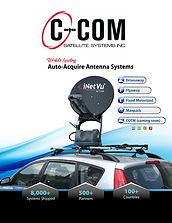 C-COM - Stay Connected with iNetVu®