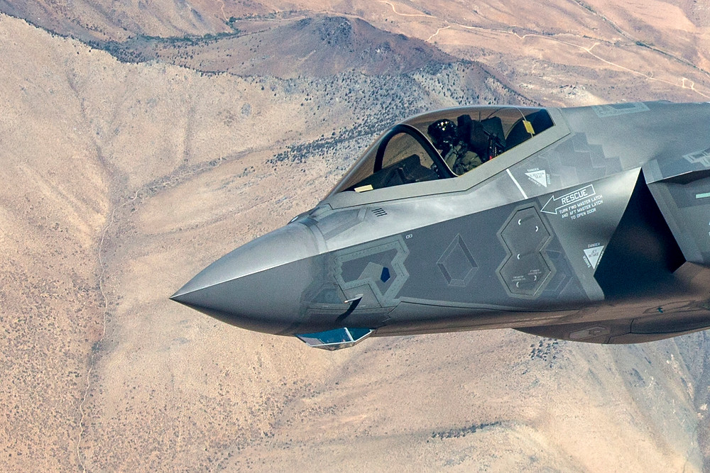 Elbit Systems awarded contract to supply additional complex composite structural assemblies for the F-35 Aircraft