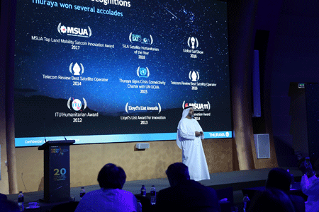 Acting Chief Executive Officer, Ahmed AL Shamsi