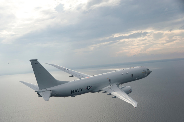 $2.2 billion Boeing contract funds P-8 aircraft for US, Australia and UK