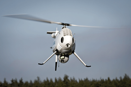 Patria's CANDL datalink heading towards manned-unmanned teaming (MUM-T) operations
