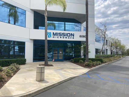 Mission Microwave continues significant growth and moves to new facility