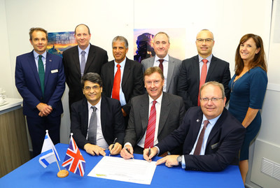 Lockheed Martin and Elbit Systems to partner on the Maritime Electronic Warfare Programme for the Royal Navy