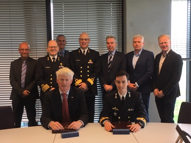DSDH signs order with Netherlands' DMO for Expeditionary Survey Boat
