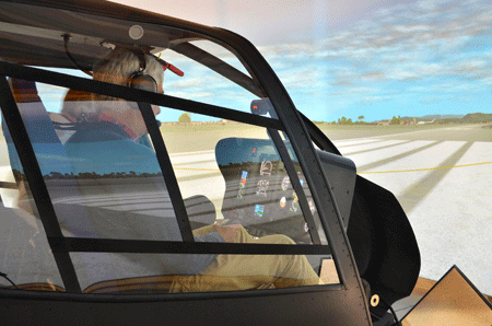 Thales delivers a flight and navigation training simulator to the Royal Malaysian Air Force