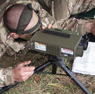 Lincad signs agreement to supply batteries for the Leonardo Type 163 Laser Target Designator