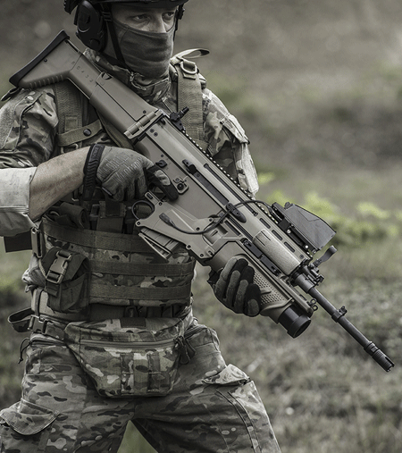 FN Herstal releases its next generation FN® FCU to enhance hit probability of 40mm grenade system