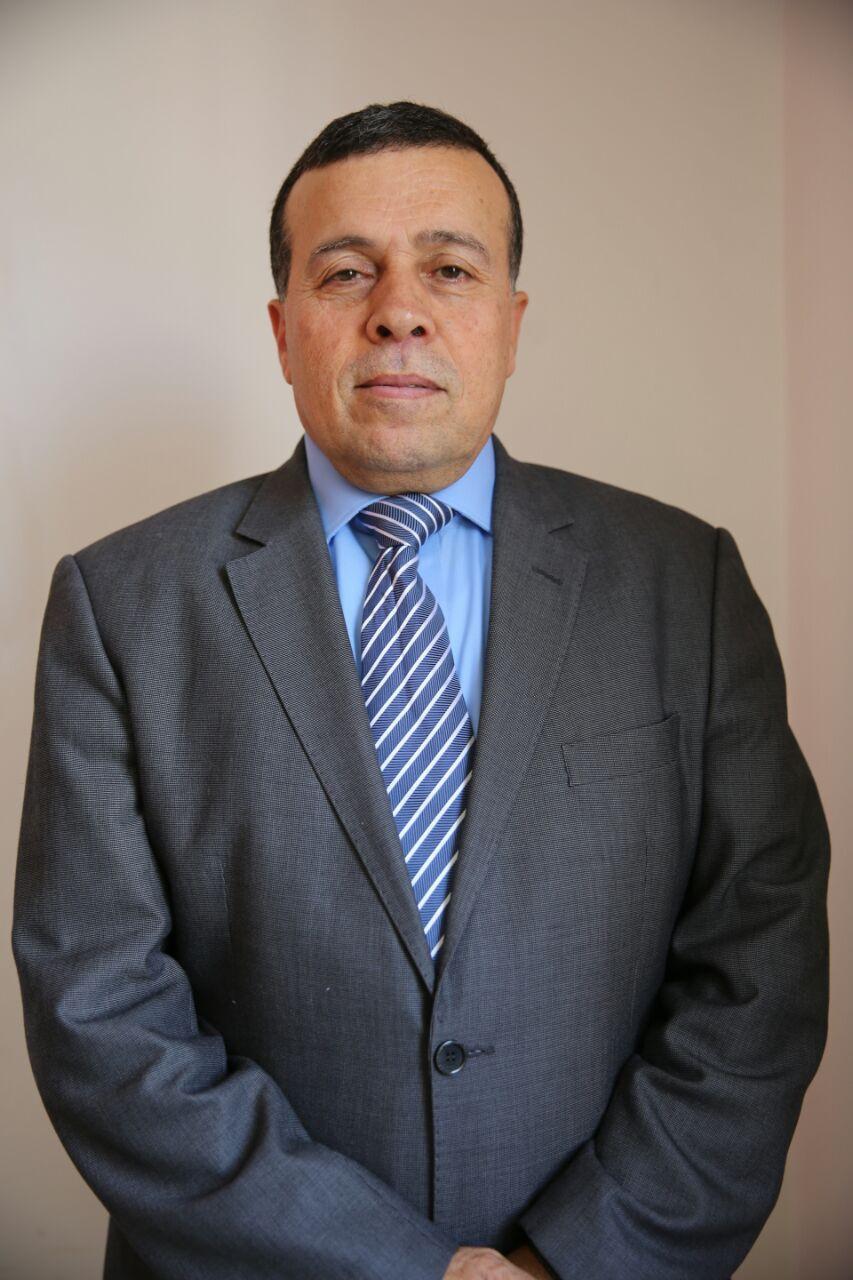 ABS President Mohammed al Ajlouni