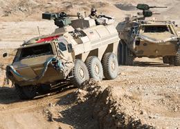 Rheinmetall wins €135 million Bundeswehr order for survivability upgrades of Fuchs/Fox armoured tran