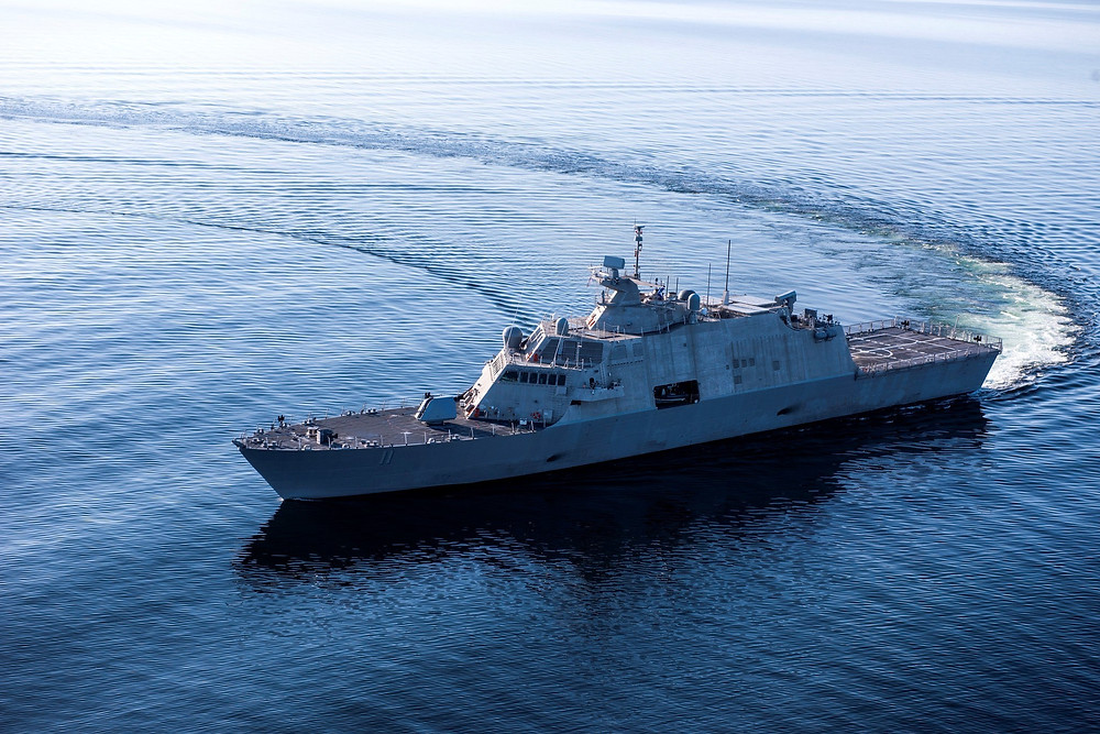 Littoral Combat Ship 11 (Sioux City) completes acceptance trials