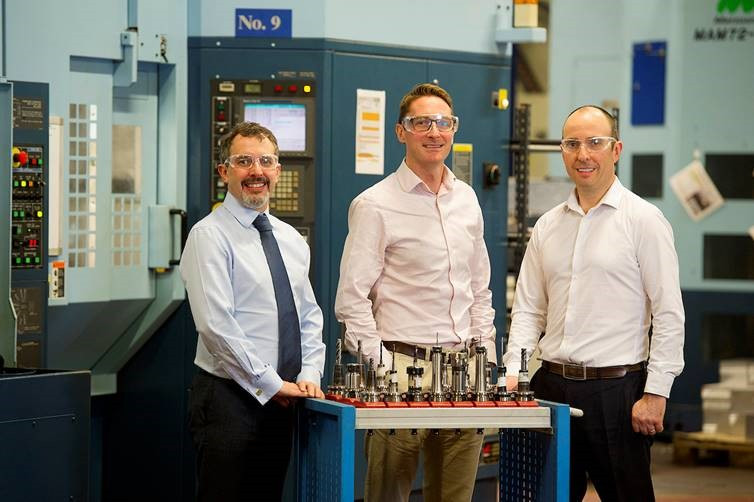 BGF invests a further £2.75m in Walker Precision Engineering to support expansion