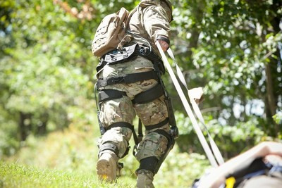 Lockheed Martin eyes military exoskeleton market