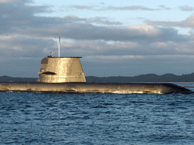Thales to upgrade Collins submarine with latest generation sonar systems