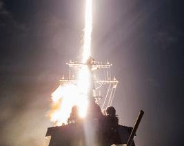 Next generation Aegis Ballistic Missile Defense System successfully engages medium range ballistic m