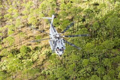 US Marine Corps awards contract to Lockheed Martin to begin CH-53K helicopter production