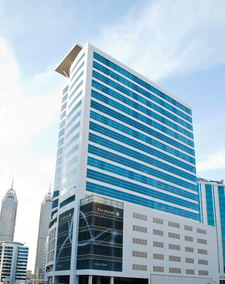 Thuraya HQ, UAE