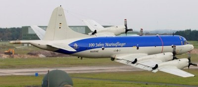 Lockheed Martin awarded $158.5 million upgrade contract for Germany P-3C Orion Aircraft