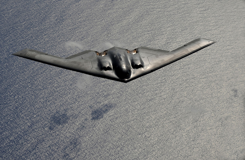 BAE Systems' Armament Tester selected for US Air Force Bombers (Photo courtesy US Air Force)