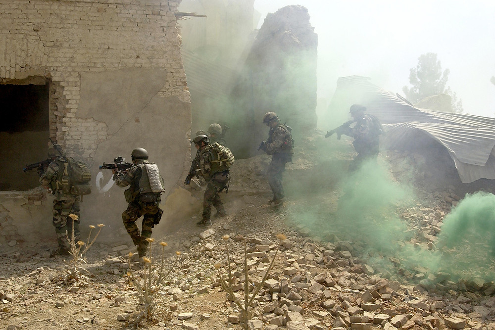 Thales to supply instrumentation for new-generation French Army live combat training centres