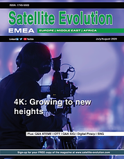 Satellite Evolution EMEA - July/August 2020