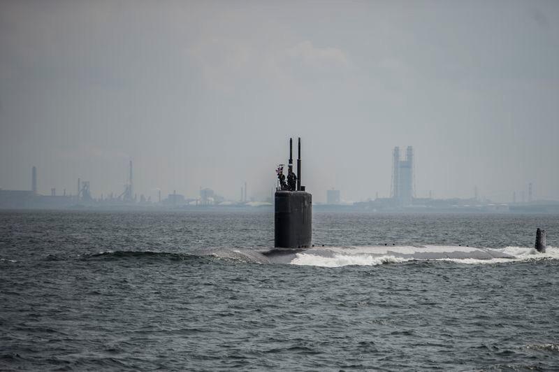 Huntington Ingalls Industries awarded USS Columbus Submarine contract modification