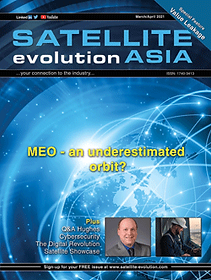 Satellite Evolution Asia Magazine