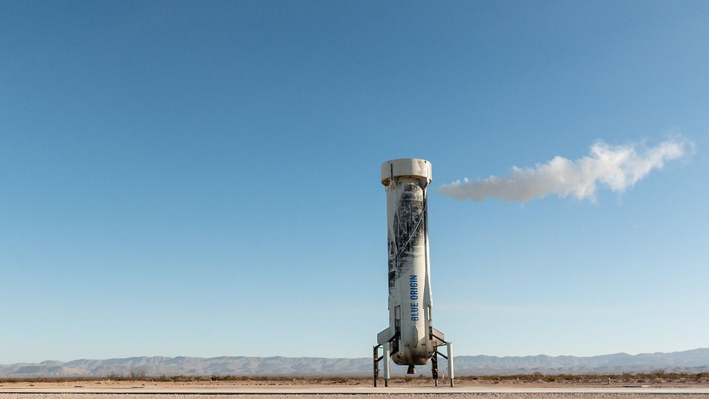 New Shepard successfully flies 8 NASA research & technology payloads to Space