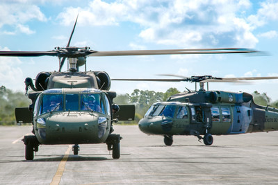 Sikorsky celebrates 30 years of Black Hawk helicopter operations in Latin America