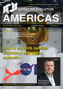 Satellite Evolution Americas Magazine