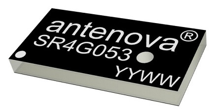 Antenova's latest SMD antenna 'Raptor' can pinpoint a location to within centimetres