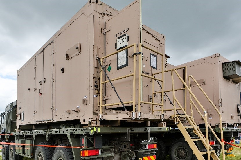 UK MOD extends Amphora containerised systems support contract for three years