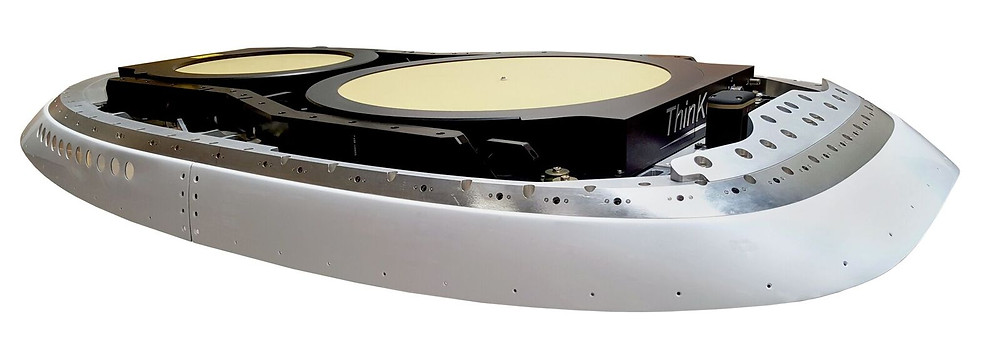 ThinKom delivers new Ka-band aero satcom systems for US E-4B aircraft