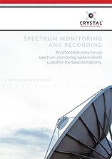 CRYSTAL Spectrum Monitoring & Recording