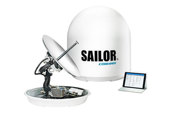 Telenor Satellite, Cobham sign THOR 7 antenna supplier deal