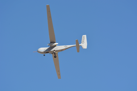 Orion UAS contracted by US Air Force