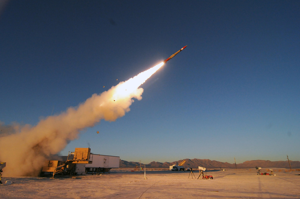 Intercept sets distance record for Lockheed Martin's Hit-to-Kill PAC-3 MSE