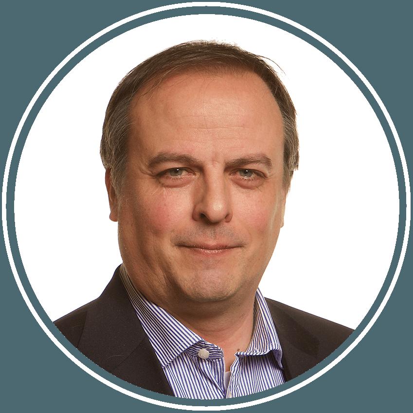 Alexandre de Luca, President, Marlink Enterprise