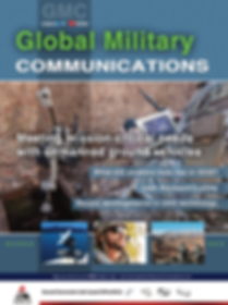 Global Military Communications - August 2018