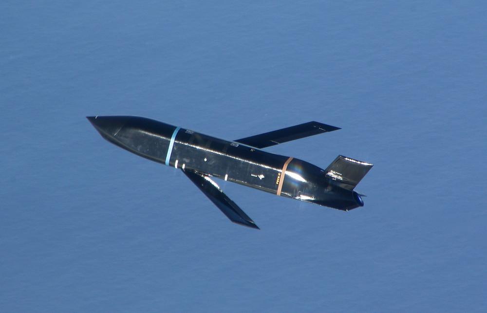 Lockheed Martin's long range anti-ship missile scores again in US Air Force B-1B flight