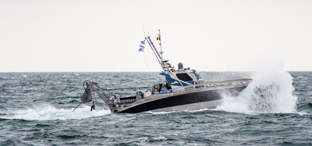 Seagull demonstrated unique operational capabilities in the Belgian North Sea MCM trials