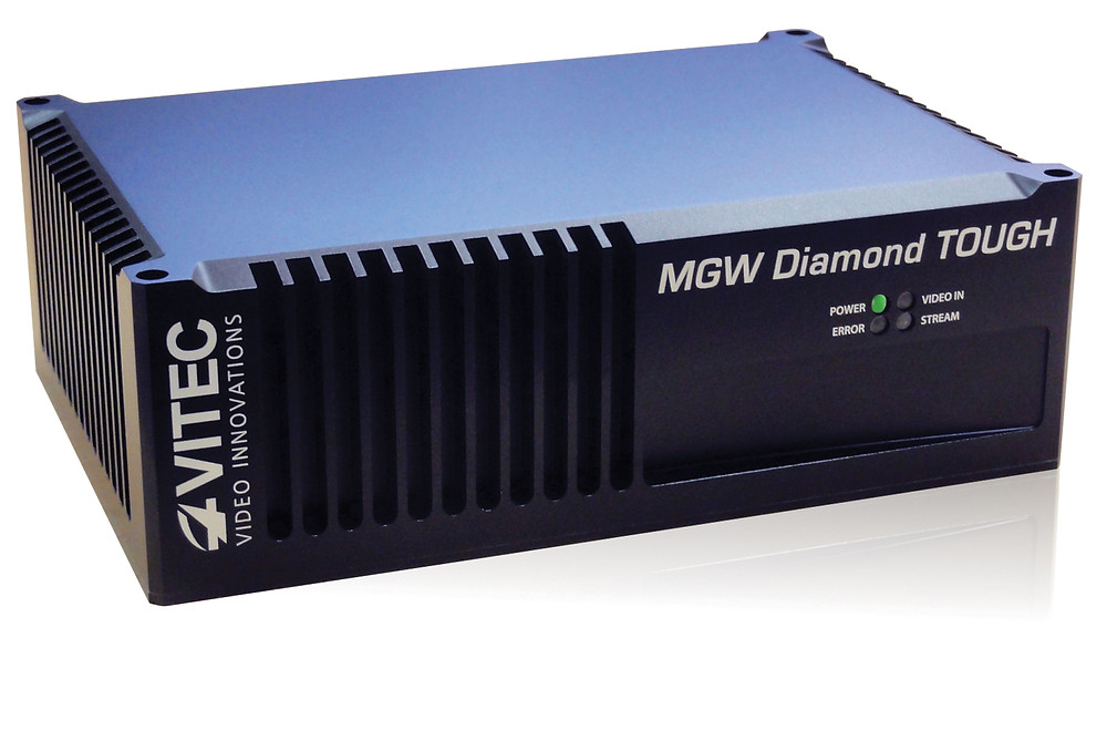 Canadian Defence Department to equip its armored vehicles with VITEC MGW Diamond TOUGH encoders