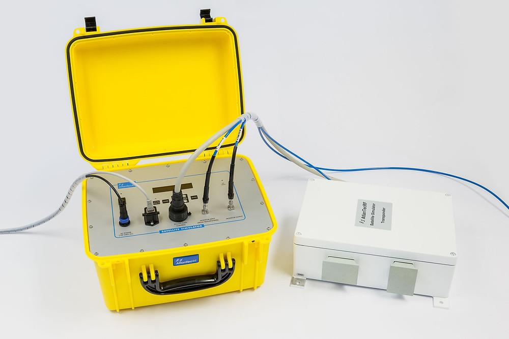 AtlanTecRF announces its next innovation in satcom test equipment