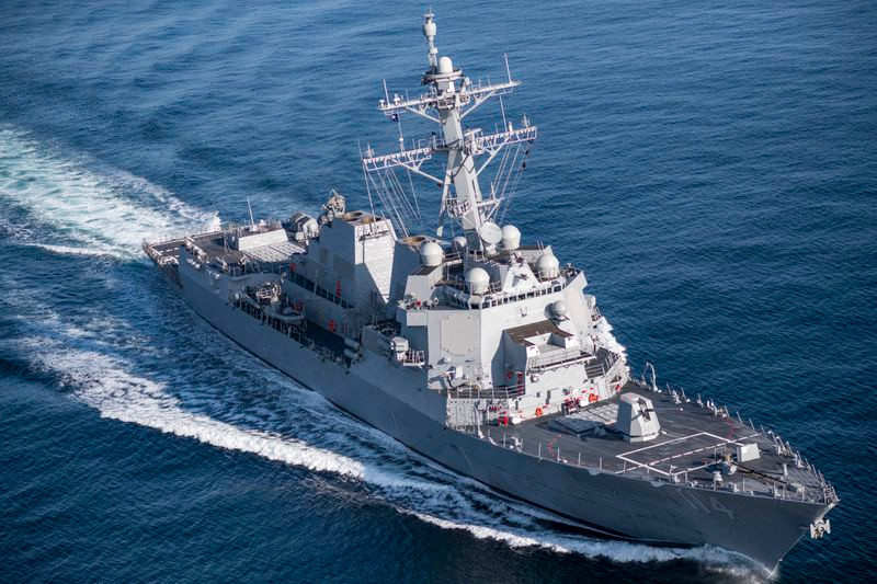 Huntington Ingalls Industries awarded six destroyers in US Navy multi-year contract