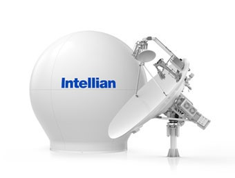 The world's largest cruise operator leverages Intellian's latest 2.4 meter antenna systems