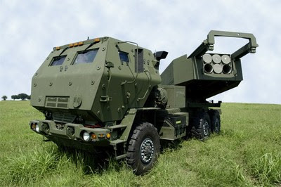 Lockheed Martin delivers first HIMARS vehicle produced 100 percent in Camden, Arkansas