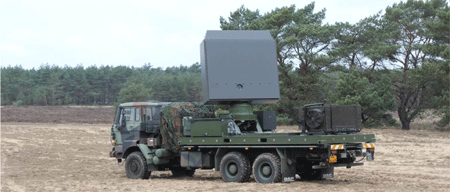 The Ministry of Defence and Thales create the new eyes for the Royal Netherlands Army