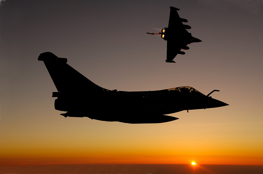 Thales to develop new connected sensors for Rafale F4 standard